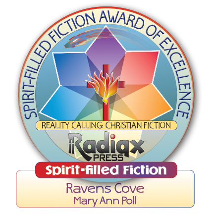 Ravens's Cove Wins The Reality Calling Spirit-Filled Speculative Fiction Award